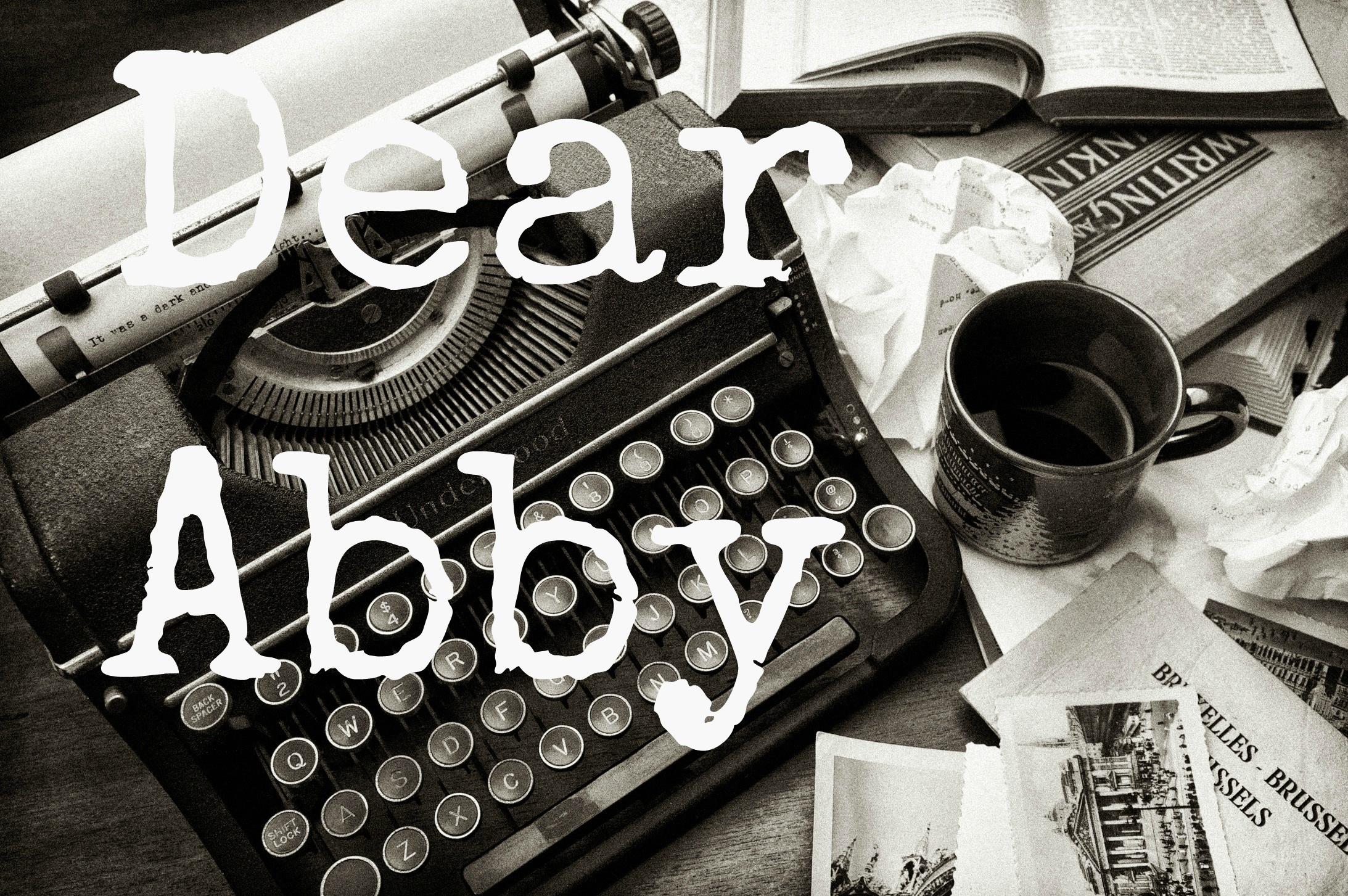 A Dear Abby Response